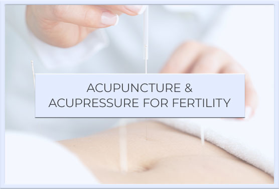 About acupuncture for fertility