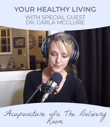 Watch healthy Living podcast with special guest Dr. Carla Mcclure